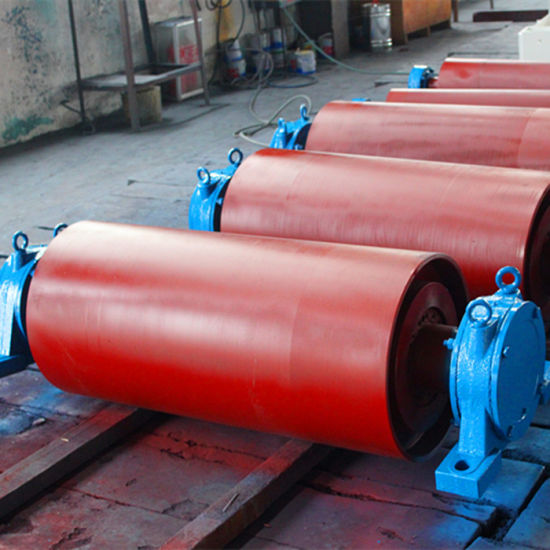 High-Reliability Conveyor Drive Pulleys with CE Certificate (dia. 400) pictures & photos