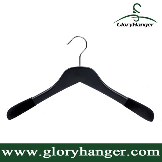 Luxury Hotel Wooden Coat Hanger pictures & photos