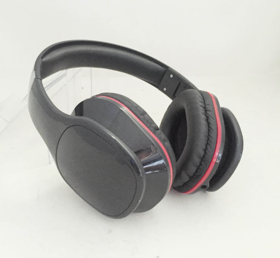 PC Stereo Supper Bass Comfortable Wired Headphone pictures & photos
