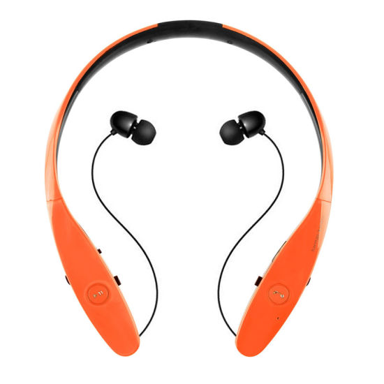 Promotional Bluetooth V4.0 CSR Sport Neckband Headset Hbs900 pictures & photos