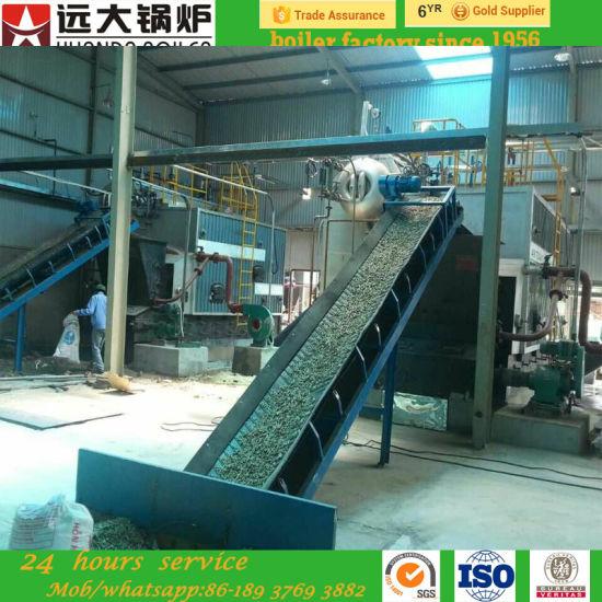 China 1-10ton Capacity Industrial Biomass Fired Steam Boiler - China ...