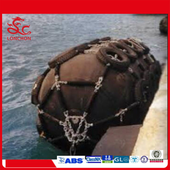 1.5m X 3m 50kpa Pneumatic Boat Rubber Fender Price pictures & photos