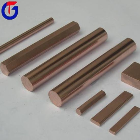 Copper Rod Price, Copper Bar Price pictures & photos