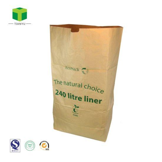 China Completely Biodegradable Leaf Bag