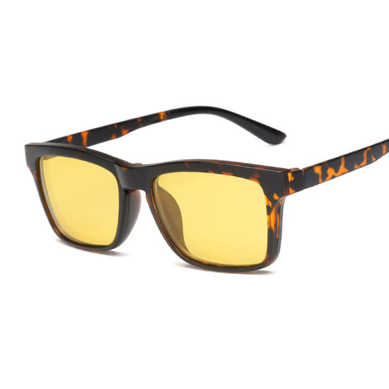 d5094803f76 Promotional Tr90 Frame Magnetic Clip on Sunglasses with Polarized Lens