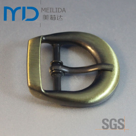 SGS Certified Antique Wire Drawing Pin Buckles for Belt, Apparals and Bags