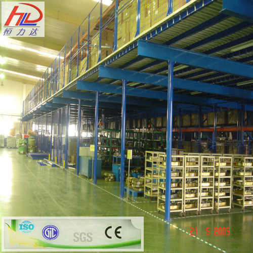 Best Price for Warehouse Rack Mezzanine pictures & photos