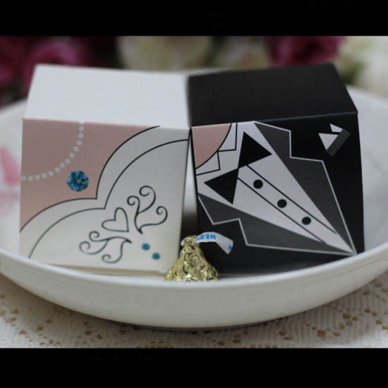 China Elegant Candy Box For Wedding Sweet Bag Wedding Favors Gift