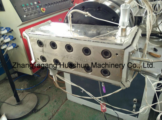 PVC Ceiling Profile Making Machine pictures & photos