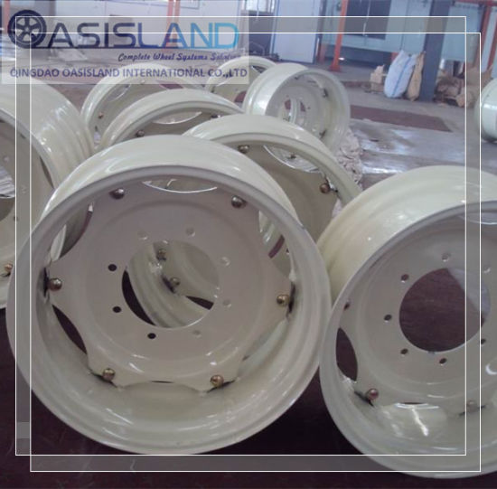 Agricultural Tractor Wheel W15X28 for Farm Equipment
