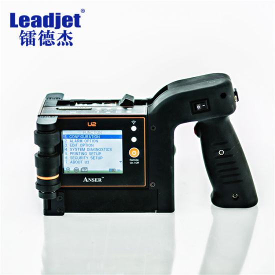 Chinese Handheld Inkjet Printer Manufacturer