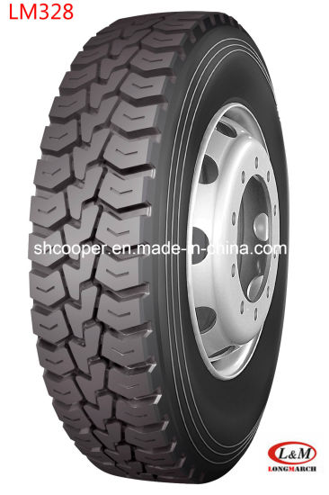 Longmarch MUDDY and SNOW Radial Truck Tire with ECE (LM328)