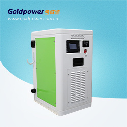 60kw DC Charger for Electric Car Charging Station with Double Gun
