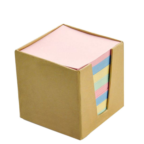 Note Pad Paper Hold Box pictures & photos
