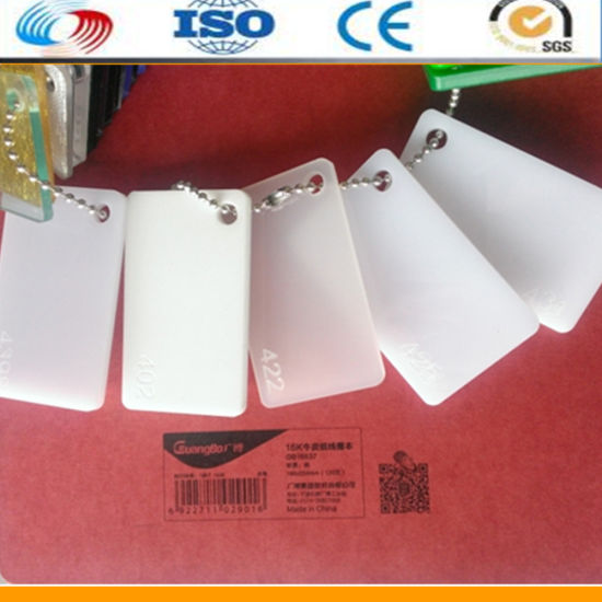Advertising Acrylic Panels New Material PMMA High Grade Good Price