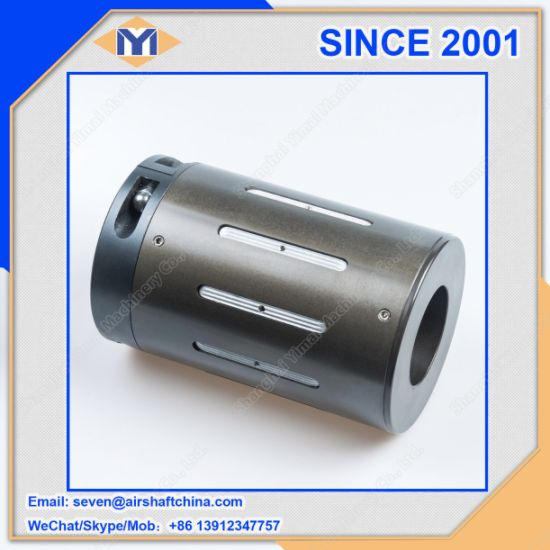 Multi Bladder Type Air Shaft with Expanding Strips Used on Reeling Machine pictures & photos