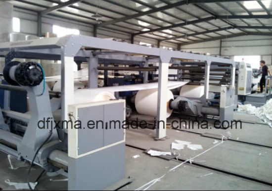 Automatic Paper Sheeting Machine with Germany Imported Rotary Blade pictures & photos