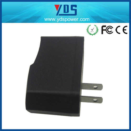 5V 2A USB Charger with Us Plug pictures & photos