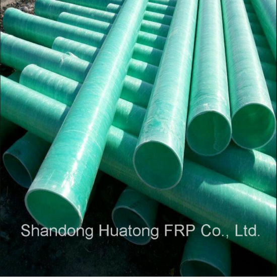 FRP Cable Pipe with High Quality for Electrical Power System with High Strength