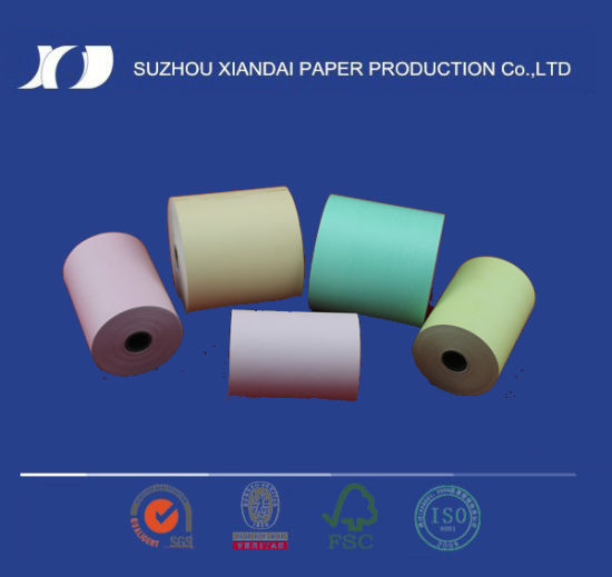 China High Density Printing Thermal Paper Roll for Zebra Imz320