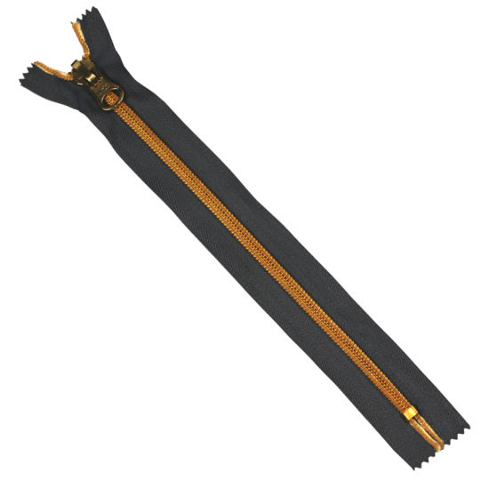 Custom Colors #5 Nylon Zipper Auto Lock Close End