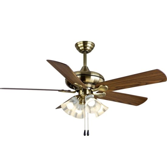 "52"" Ceiling Fan with for Lighting pictures & photos"