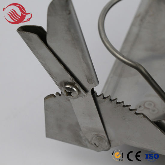 Pig Farm Tools Stainless Steel Castration Holder for Piglet