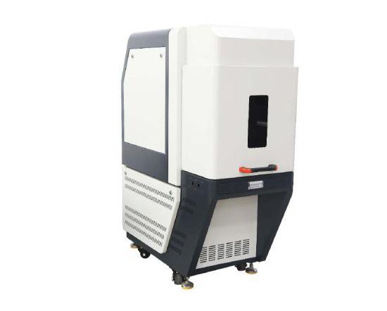 New Fiber Laser Source Marking Cabinet Enclosed