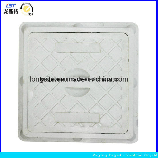 Sewer Manhole Cover with Lock En124 A15 pictures & photos
