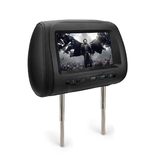 "7.0"" TFT LCD Headrest DVD Player pictures & photos"