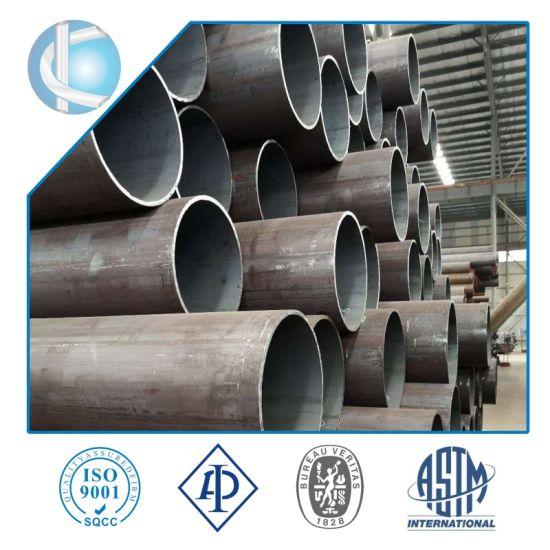 ASTM API 5L Petroleum Pipeline A106 Grade. B Large Outer Diameter Seamless Steel Pipe