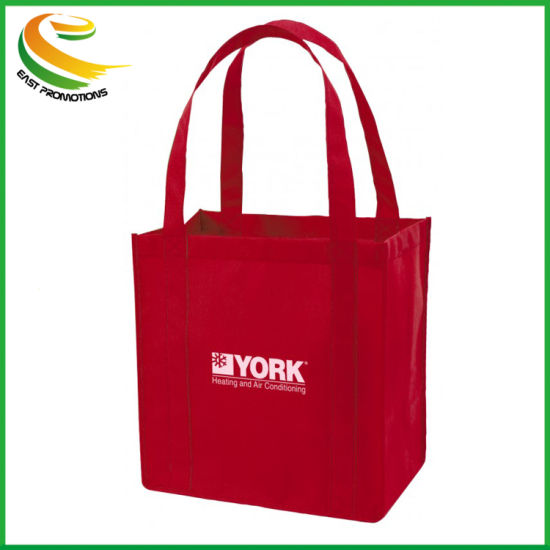 Good Quality Low Price Grocery Shopping Eco Non Woven Bag pictures & photos