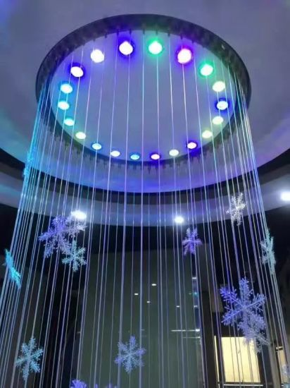 China Decoration Water Curtain Fountain Indoor Artificial