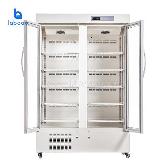 1006L 2~8 Degree Pharmacy Medical Vaccine Refrigerator for Hospital