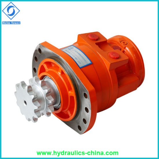 China Reroth High Displacement Final Drive Motor MCR5 for