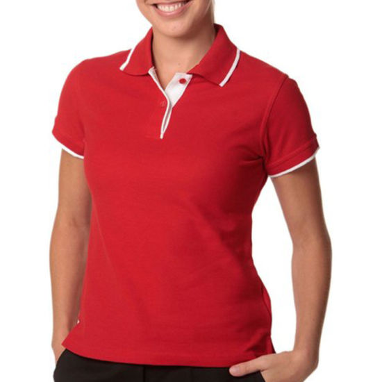Promotion Price Women Quick Dry Blank Polo Tshirt