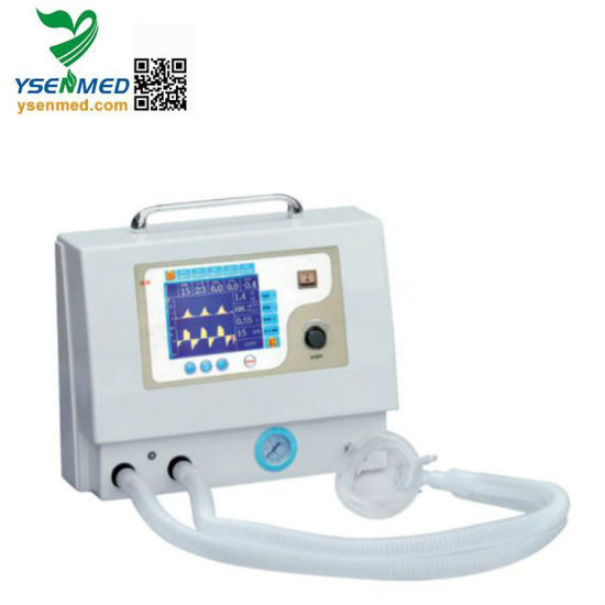 Ysav201p Hospital Medical Hot Selling Ventilator Respirator Price pictures & photos