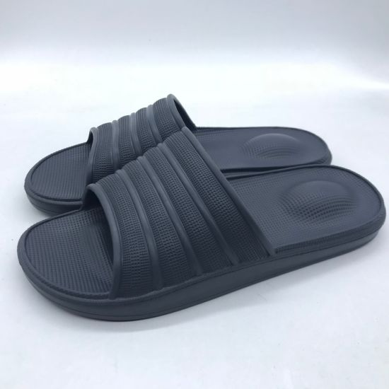 6718453f3040 China Comfortable Heel Design Men EVA Slipper Non-Slip Flip Flop ...