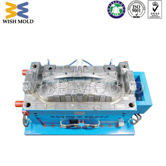 Plastic Automobile Light Lamp Injection Mold Design Mould Making pictures & photos