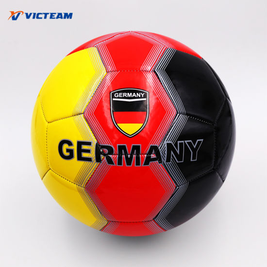 China Cool World Cup Germany Country Flag Soccer Ball China