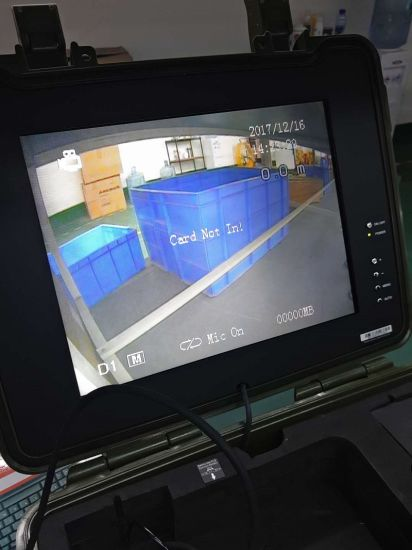Underground Water Detection with Pipe Camera and Big Monitor pictures & photos