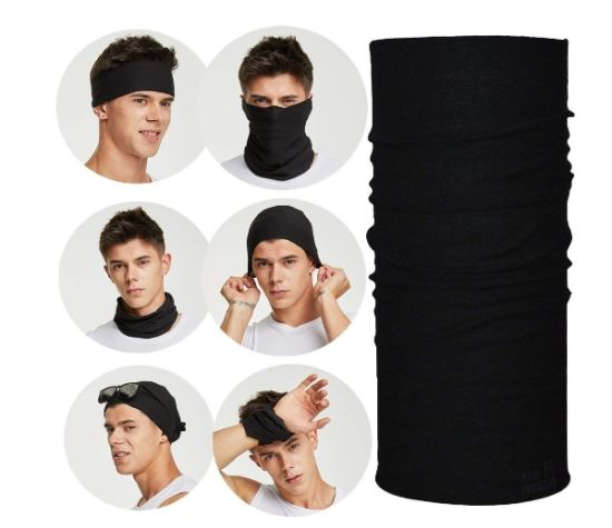 Custom Sun Proof Headband Tube Bandana Face Mask Neck Warmer Gaiter Buff Headwear pictures & photos