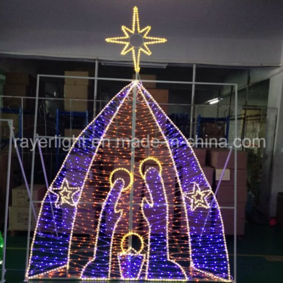 2018 led customziedt christmas lights large outdoor decoration