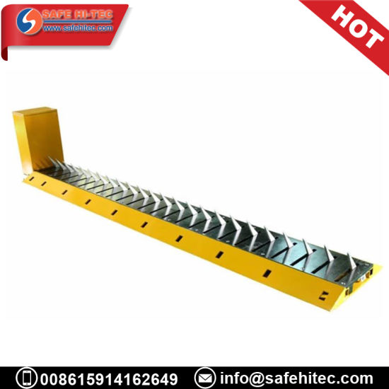 Vehicle Barricade Systems Automatic Tyre Killer Spike Barrier SA9000 pictures & photos