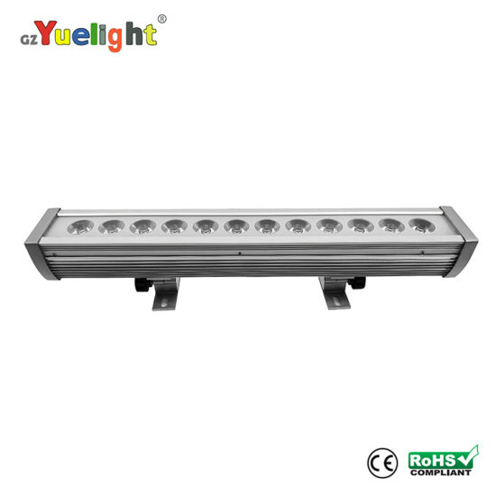 Factory Price Hight Quality 12PCS 3in1 RGB 3W IP65 LED Wall Washer Light Outdoor