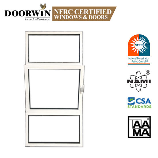 Low Prices Custom Modern From China European Canada Standard Aluminum Top Hung Casement Window