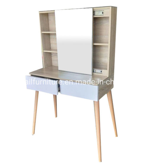 Dressing Bedroom Cabinet with Mirror
