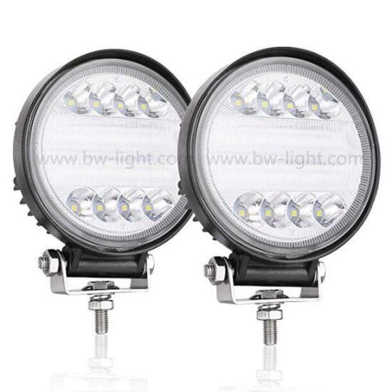 72W Auto Lamp LED Driving Light Headlight LED Work Lamp Auto Lamp (GY-024W3030)
