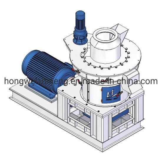 1.2-1.5 Ton / Hour Wood Pellet Machine for Sale