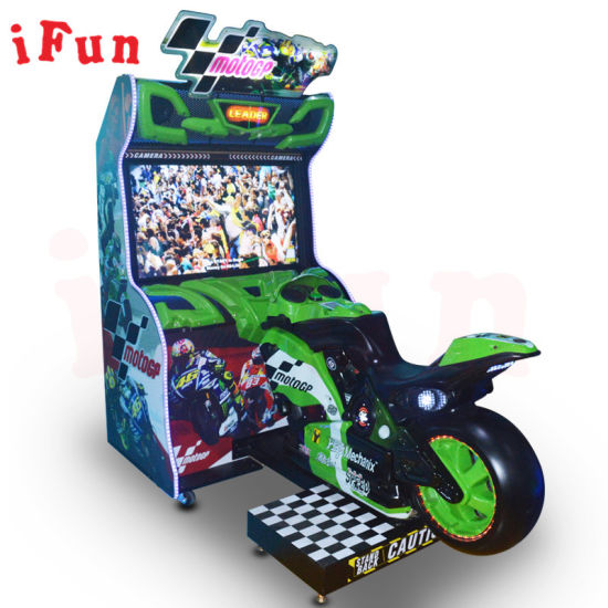 Moto Gp Motorcycle Arcade/Indoor/Racing Game Machine/Video Game Machine for Sale